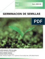 hd germinación de semillas