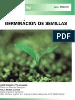 hd germinación de semillas