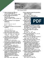 Practicas de Razonamiento Matematico Para Alas Verano 2011