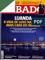 Como Vivem Os Ricos - Luanda 2011