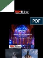 Presentaciones ponentes TEDxBilbao 2011