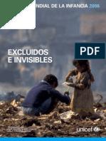 Estado Mundial de La Infancia 2006 - UNICEF
