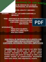 ASISTENCIA DE ENFERMERÍA EN CLIENTES CON