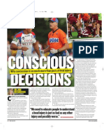 Rugby League Week - Conscious Decisions
