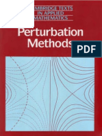 Hinch Perturbation Methods