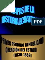 historia dl ecuador