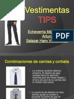 Vestimentas Tips