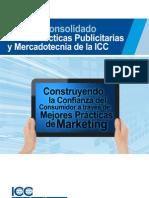CODIGO CONSOLIDADO DE PRACTICAS PUBLICITARIAS Y MERCADOTECNIA DE LA ICC 2011
