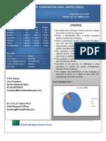Power Grid Corporation India Ltd - 42 Pages, 519Kb