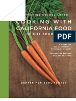 Cooking With California Food K-12