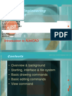 05 Introduction to AutoCAD