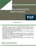 Estados Financieros Proyectados 040910 v1