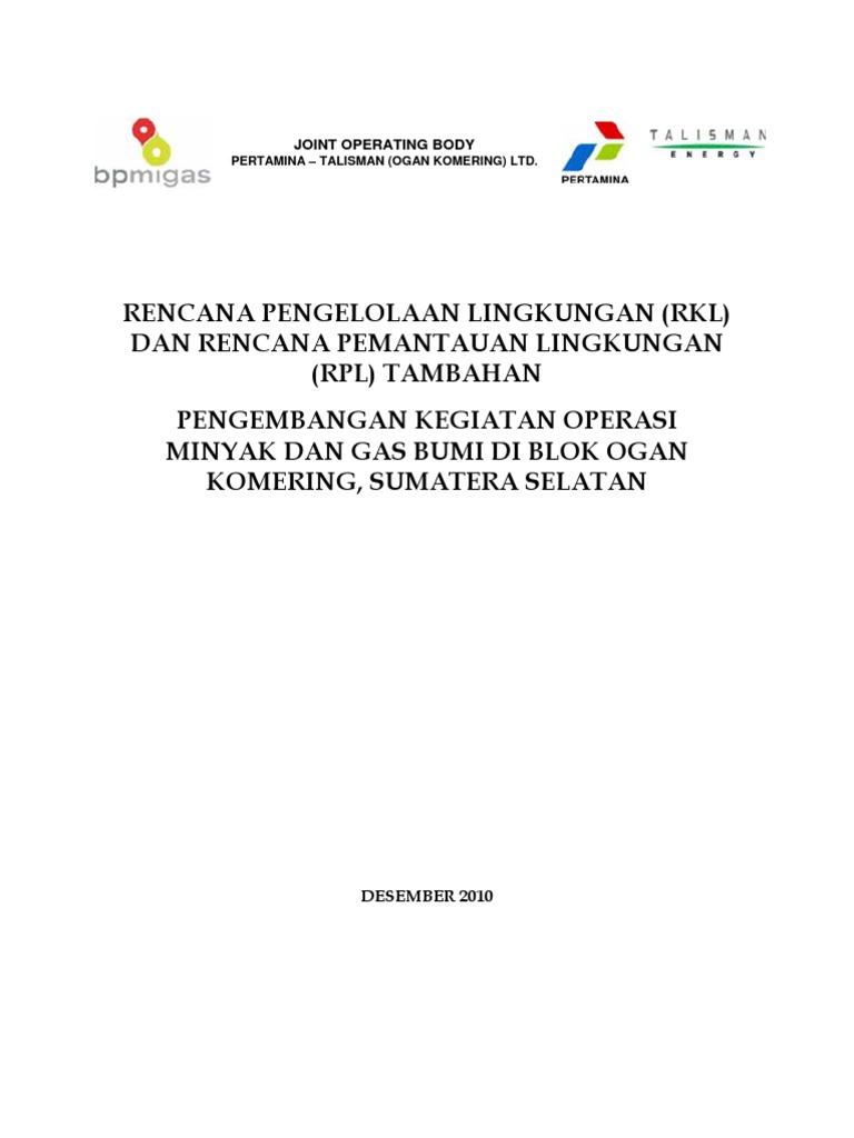 Contoh Laporan Rkl Rpl Perkebunan Kelapa Sawit Kumpulan Contoh Laporan