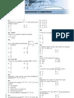 Mat06-Livro-Propostos Exponencial e Logaritmos