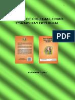 ÉPOCA DE COLEGIAL