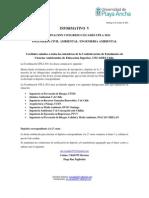 Informativo v Coordinacion Upla 2011