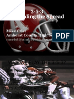 Defending the Spread[1]