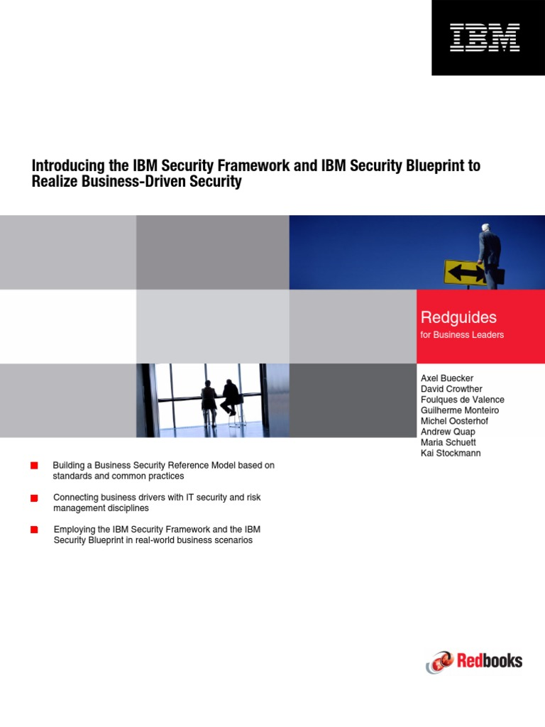 Introducing the ibm security framework and ibm security blueprint to introducing the ibm security framework and ibm security blueprint to realize business driven security threat computer cobit malvernweather Gallery