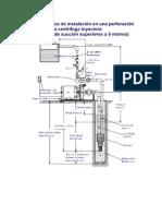 Para calcular con seguridad la bomba centrífuga inyectora adecuada a un determinado sistema de abastecimiento de agua