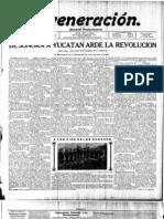 Regeneración 07-01-1911