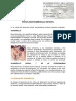 1. Pragmatismo Ecleptismo Wundt, Psicologia Infantil. Psicologia Evolutiva