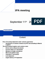SPA Meeting