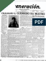 Regeneración 14-01-1911
