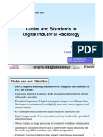 Digital Radiography and Standard Doc.