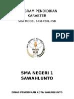 Program Pendidikan Karakter
