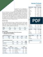 Market Outlook 7th October 2011
