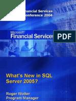 Microsoft - SQL Server 2005