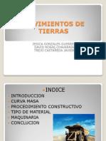 MOVIMIENTOS DE TIERRAS
