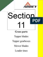 Abbey Q-Parts Catalogue Section 11