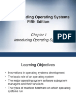 CH01 5E Introducing Operating Systems