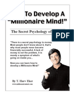 The Millionaire Mindset By Gerry Robert Pdf Download