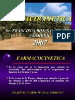USAMEDIC 2007 FARMACOCINETICA