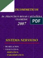 USAMEDIC 2007 SIMPATICOMIMETICOS