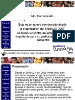 2do_Comunicado_ennaga_ 2007
