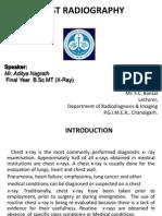 Chest Radiography - Aditya Nagrath