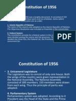 Constitution of 1956