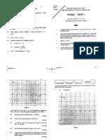Physics 1997 PaperI