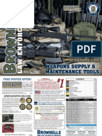 31920323 Brownells Law Enforcement Catalog Weapons Supply and Maintenance Tools CATALOG NO 8 2009 2010