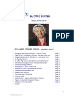 Budwig Cancer Guide