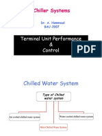 Chiller Terminal Unit Performance 1