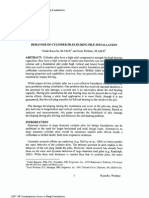 _BehaviorOfCylinderPilesDuringPileInstallation