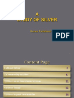 Silver Ppt