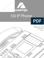 AASTRA 55i IP Phone User Guide
