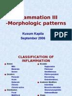 Lecture 6 - Kapila - Infl III-Morphology -10 Sep 2006