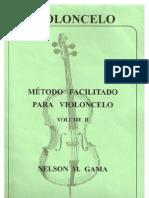 Metodo Violoncello Nelson Gama Volume.02