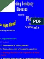 Lecture 16 - Bleeding Tendency Diseases
